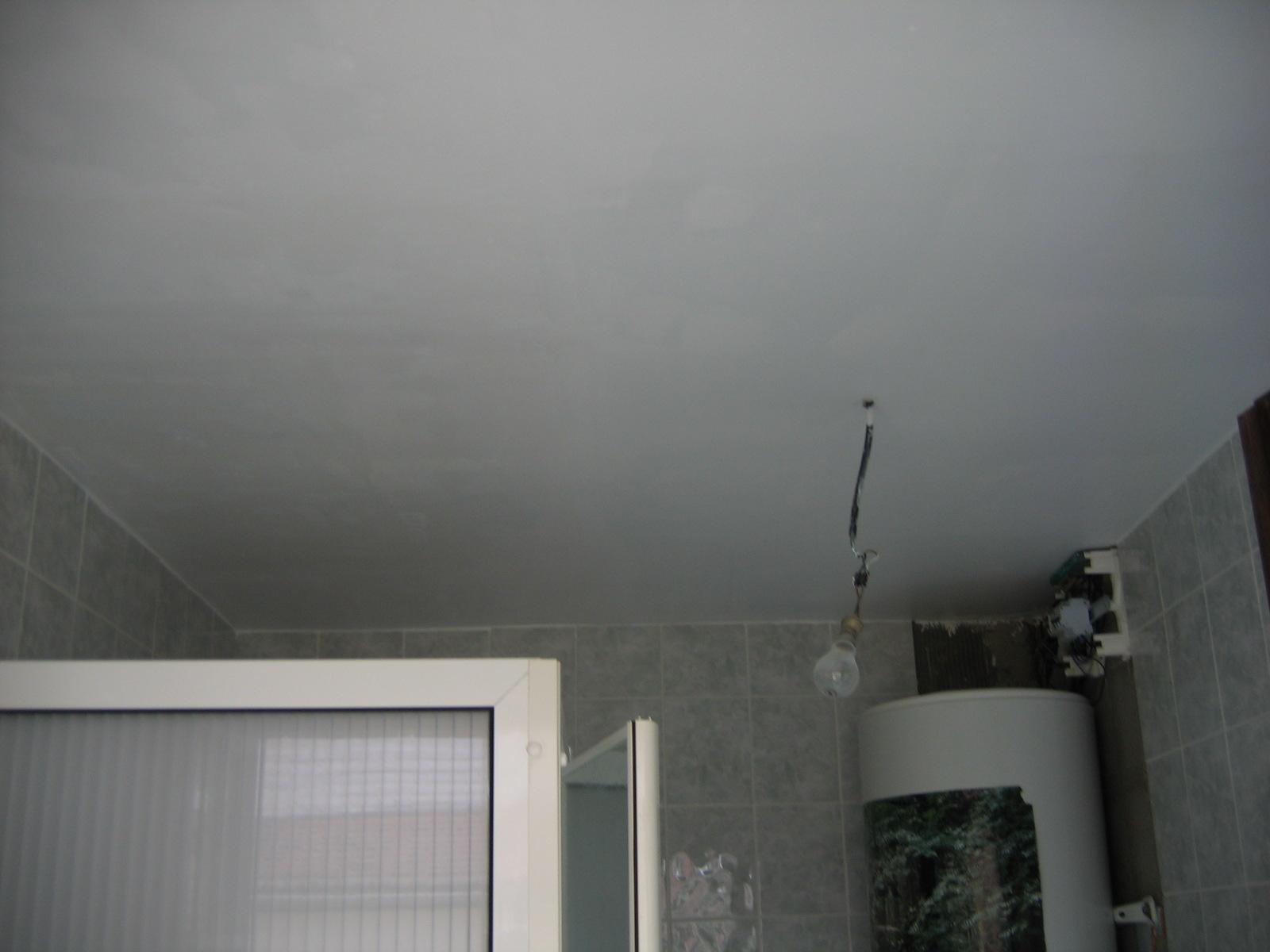 Placo Hydrofuge Plafond Salle De Bain Obligatoire ~ blog maison des pr s salle de bains finition et peinture