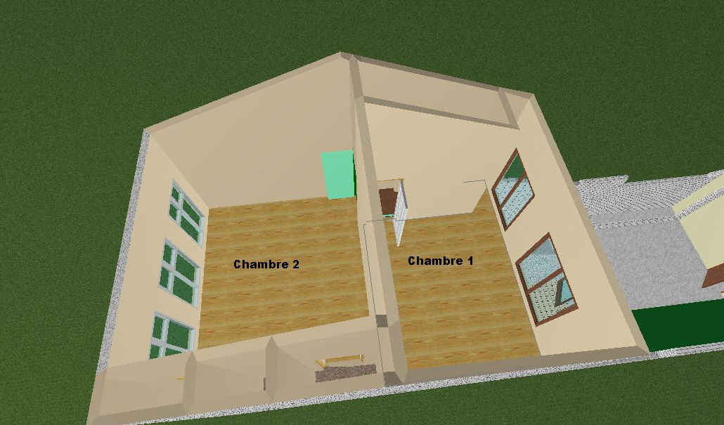 3d home architect home design deluxe 6 free - Sweet Home 3d Maison A Etage